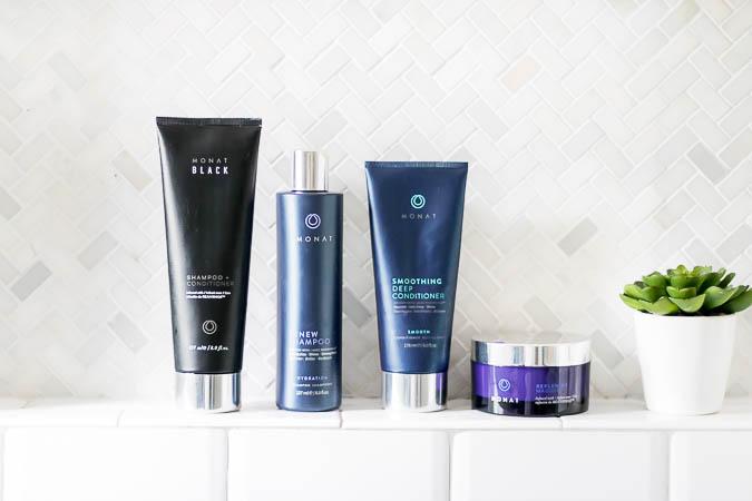 Honest Monat Hair Product Review