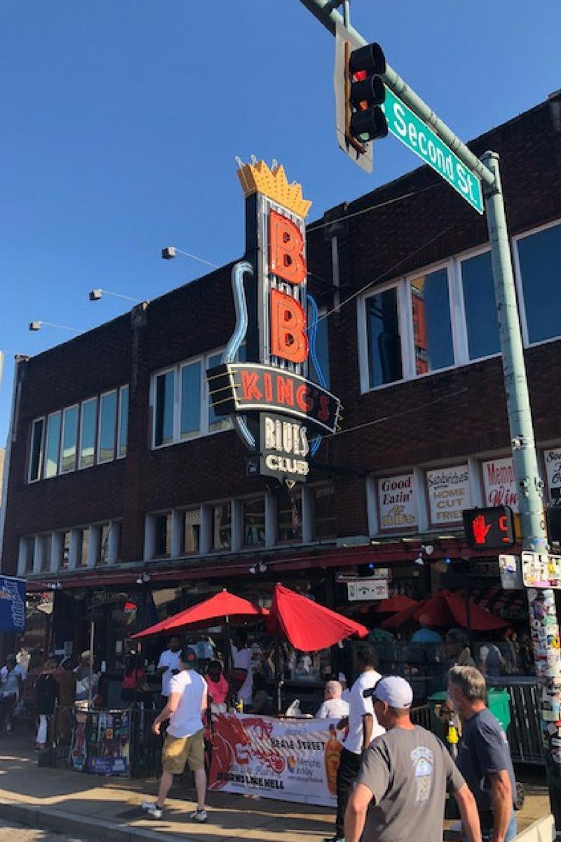 Memphis Travel Guide- Beale Street