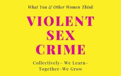 Violent Sex Crime Survey Results