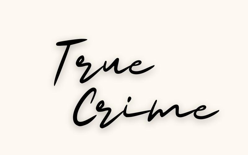 Did You See My Top 5 Favorite True Crime Memoirs?